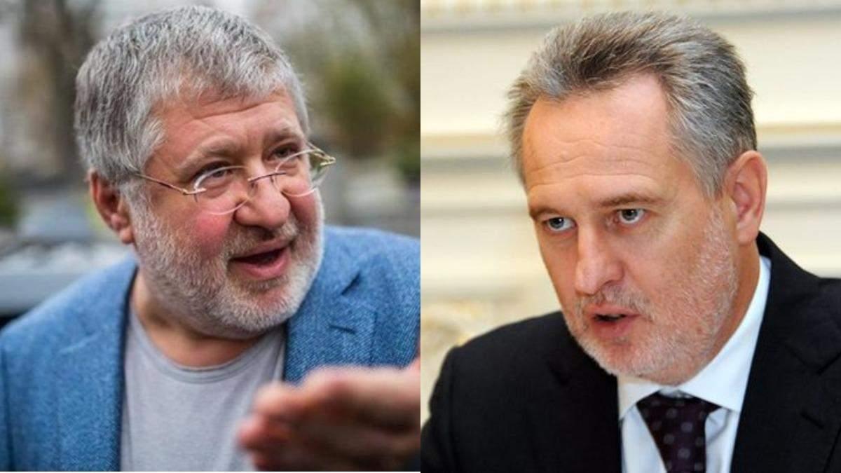 СНБО может ввести санкции против Фирташа и Коломойского, – Рыбачук