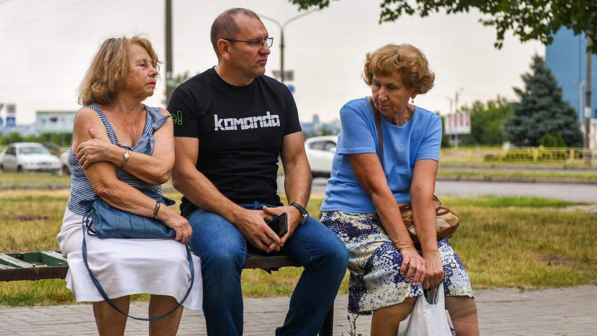 Слуга народу Шевченко брудно облаяв противників Лукашенка