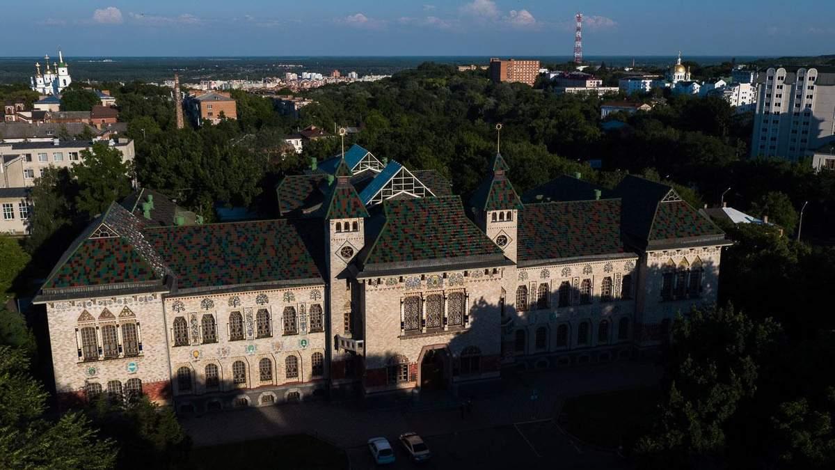 Полтавский краеведческий музей: что внутри исторического здания