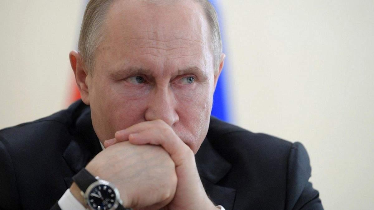Путін прикривається дитячим порно, щоб закрити Twitter у Росії
