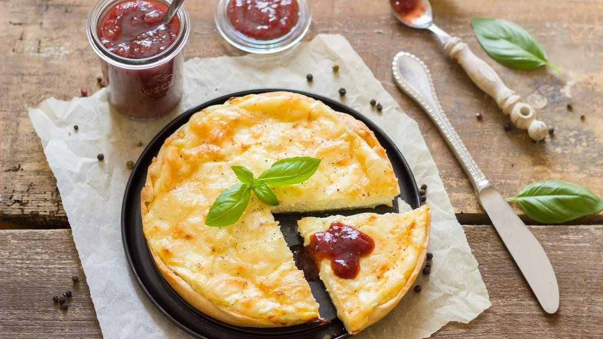В Киеве презентуют новую уникальную блюдо Kyiv Pie