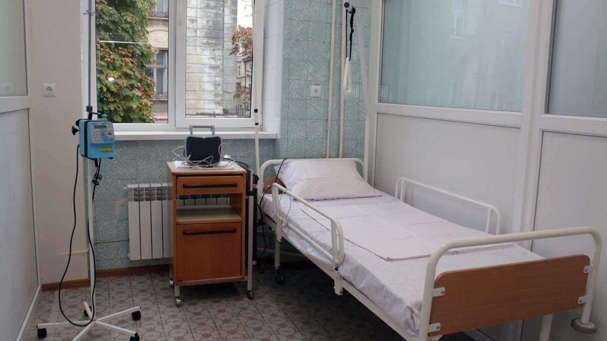 Во Львове выделят 18 миллионов гривен на дополнительные кровати для больных COVID-19