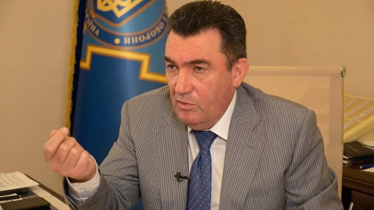 Через Харківські угоди можуть відкрити справи про держзраду – Данілов