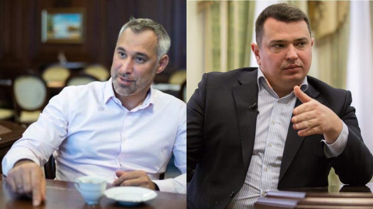 Рябошапка сказал, заменит ли Сытника в НАБУ