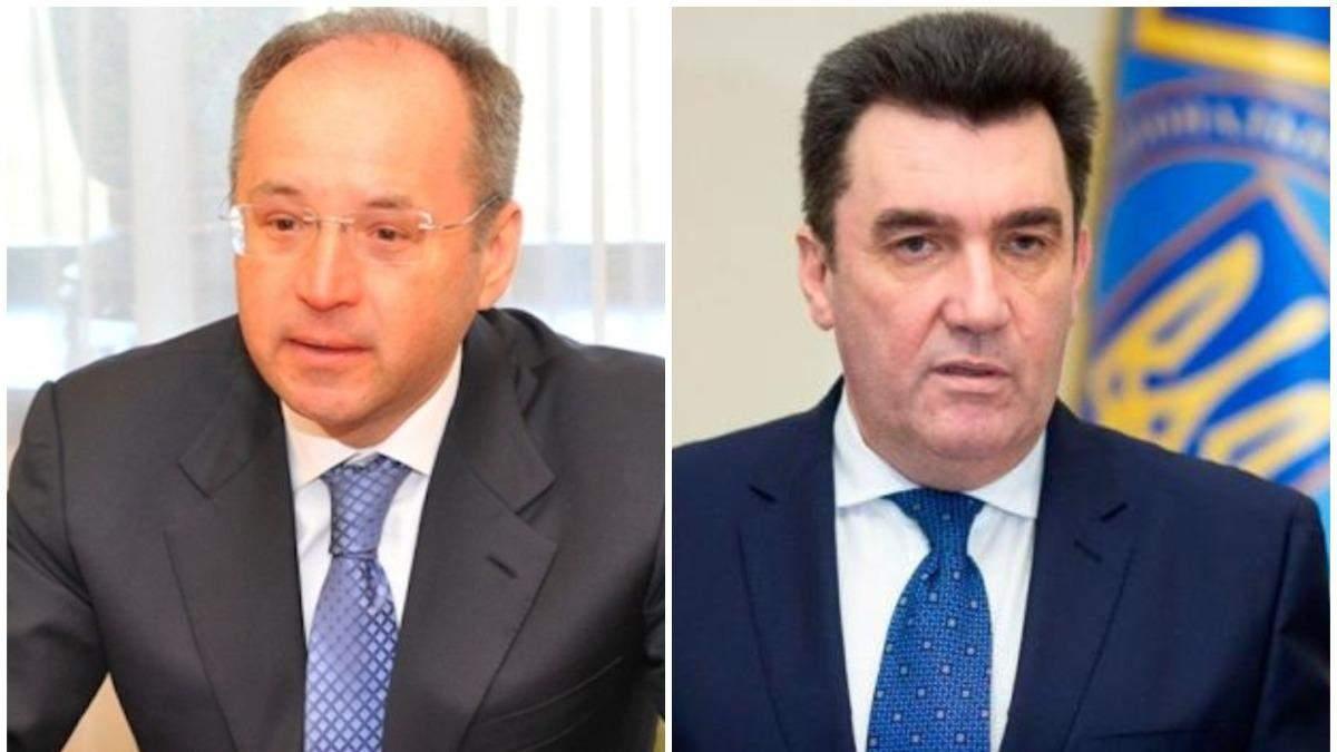 Харьковские соглашения: их разрабатывал заместитель Данилова Демченко