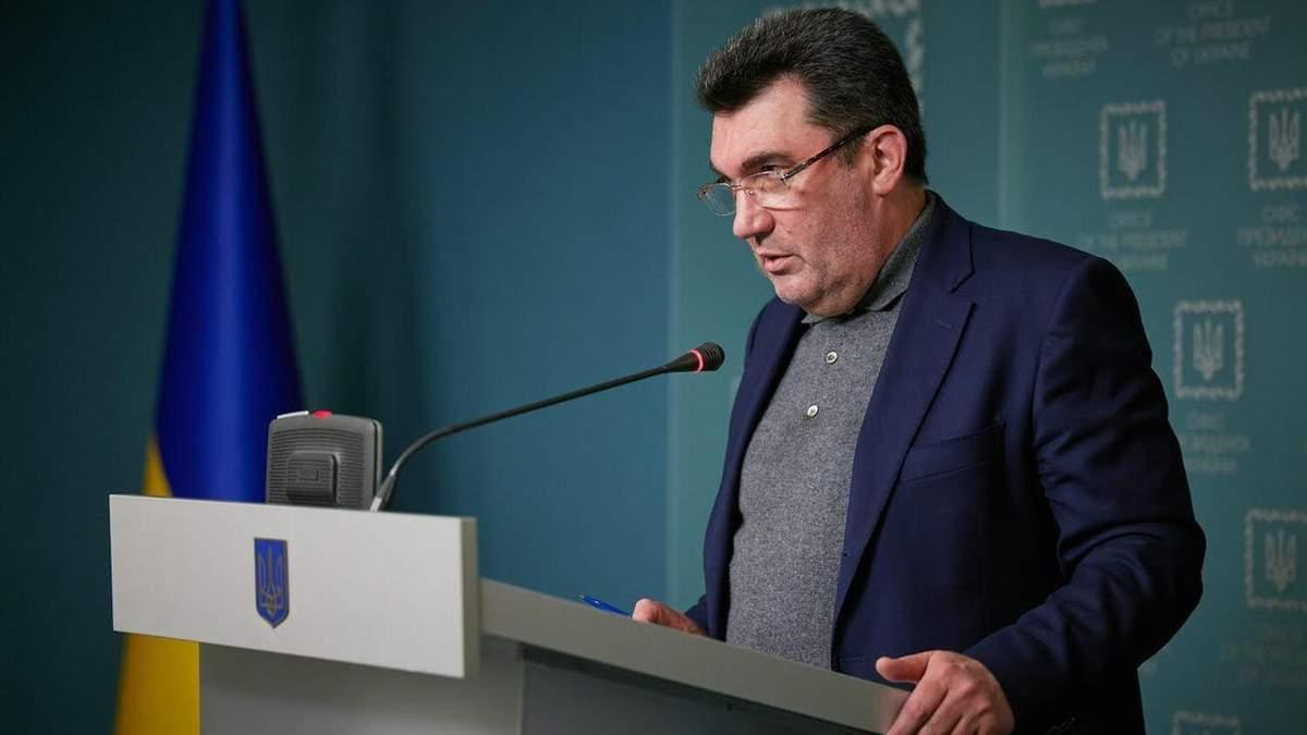 Данилов о причастности Демченко к Харьковским соглашениям