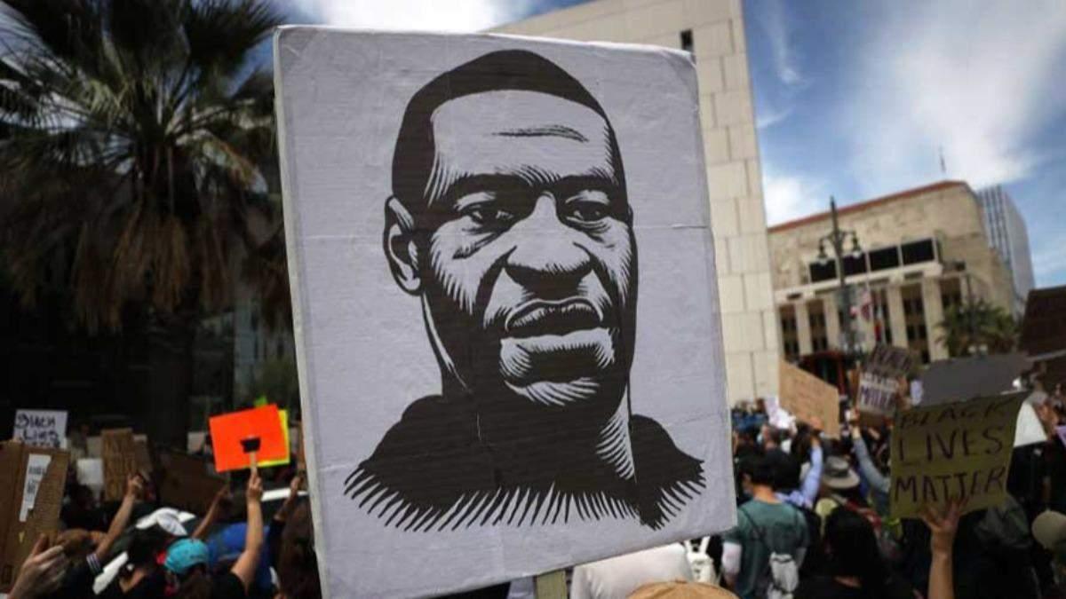 Родині вбитого афроамериканця Флойда заплатять 27 мільйонів доларів