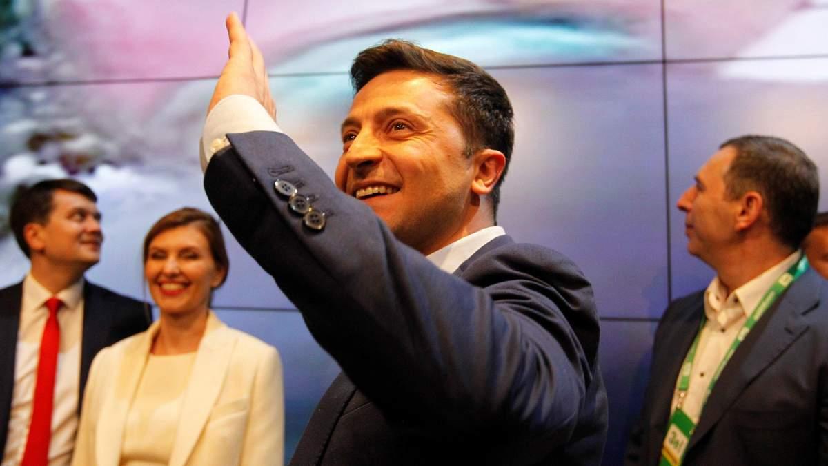 Слуги будут просить Зеленского идти на второй срок
