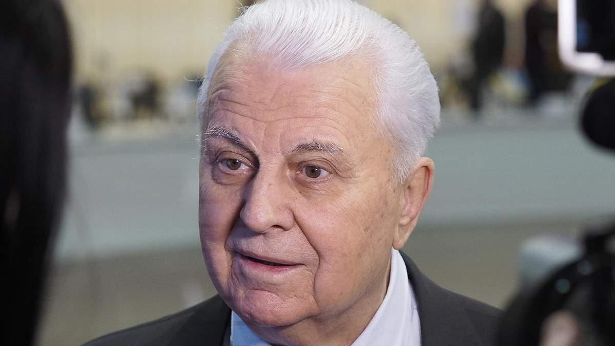 Кравчук не исключает широкомасштабного конфликта на Донбассе