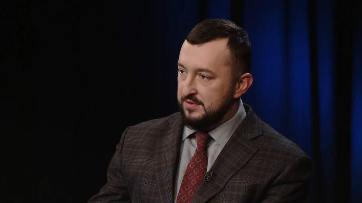 Інтерв'ю заступника голови АРМА Володимира Павленка