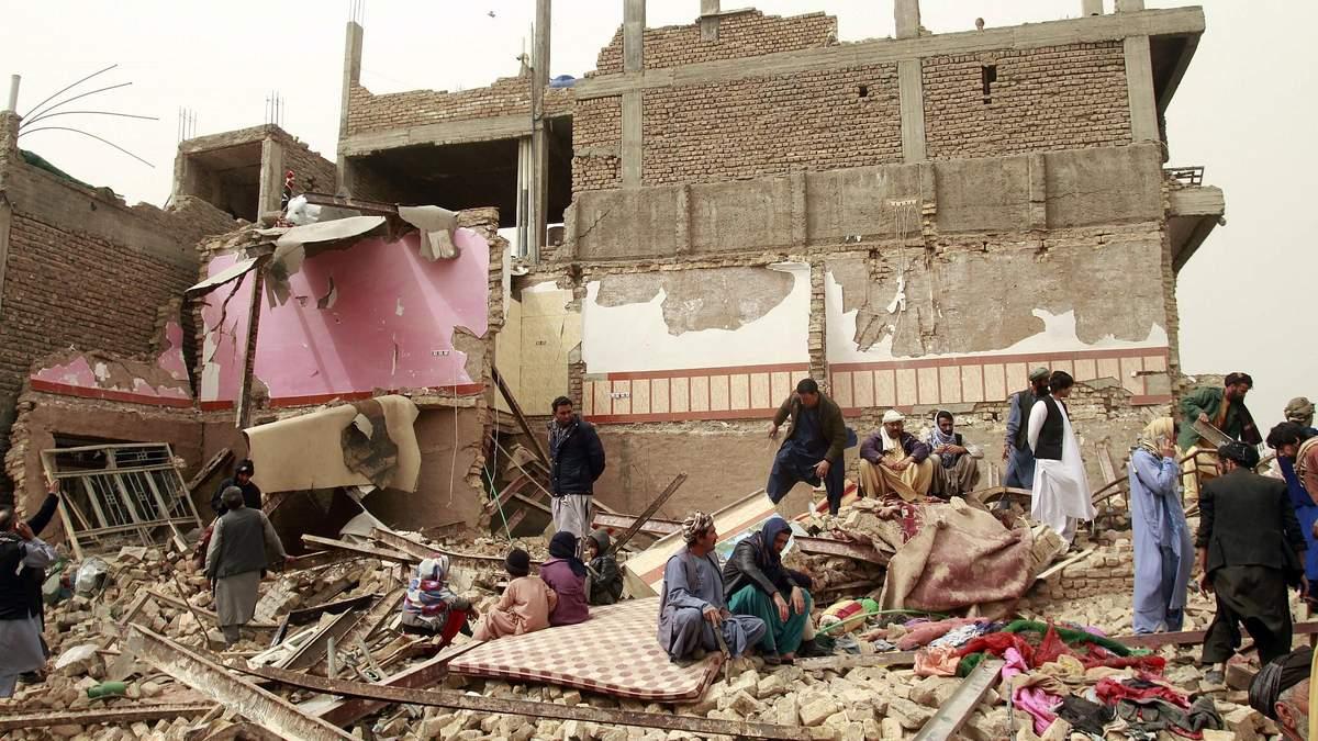 В Афганістані 12 березня 2021 стався теракт: є жертви – фото