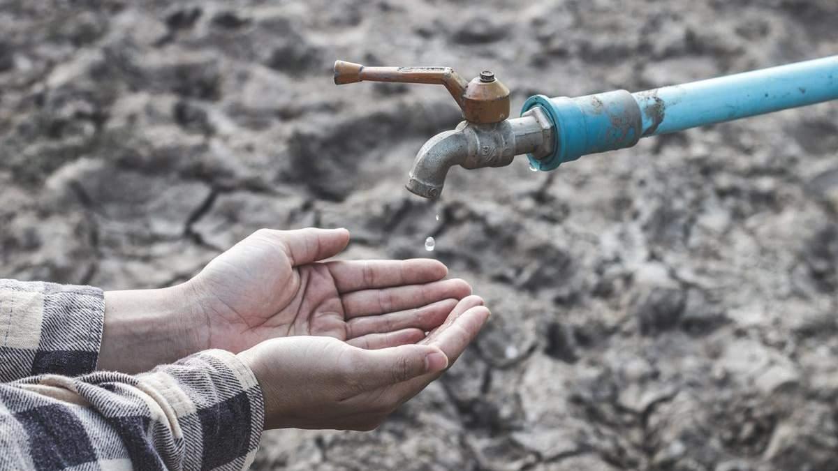 Окупанти знайшли винних у водних проблемах Криму
