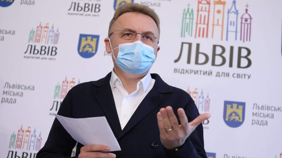 У Львові облаштують 366 ліжок для хворих на ковід: перелік лікарень