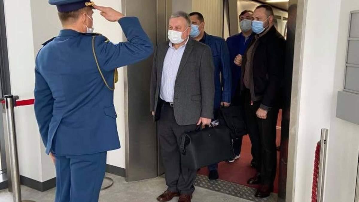 Встречу Тарана и министра обороны Японии отменили