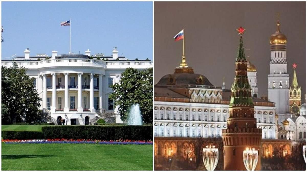 Реакція Росії на заяву розвідки США про втручання у вибори