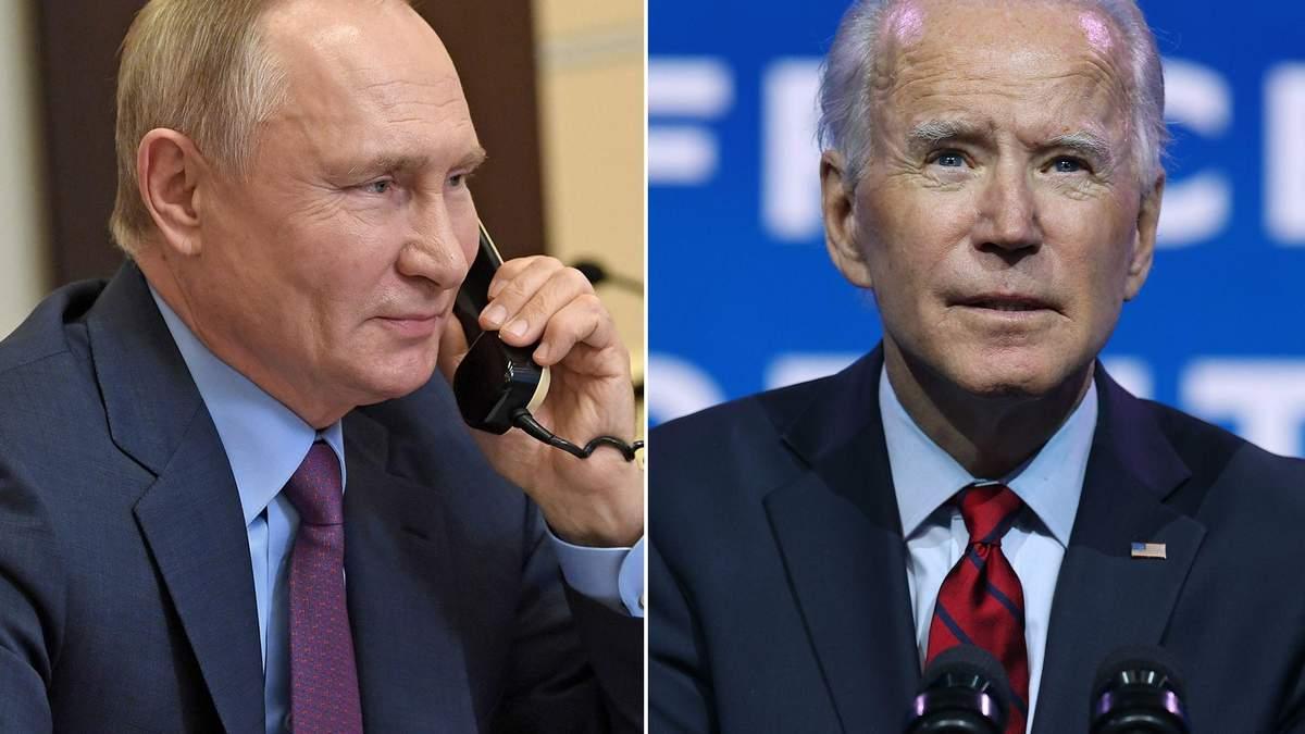 """Байден назвал Путина убийцей и заверил, что """"он заплатит"""""""