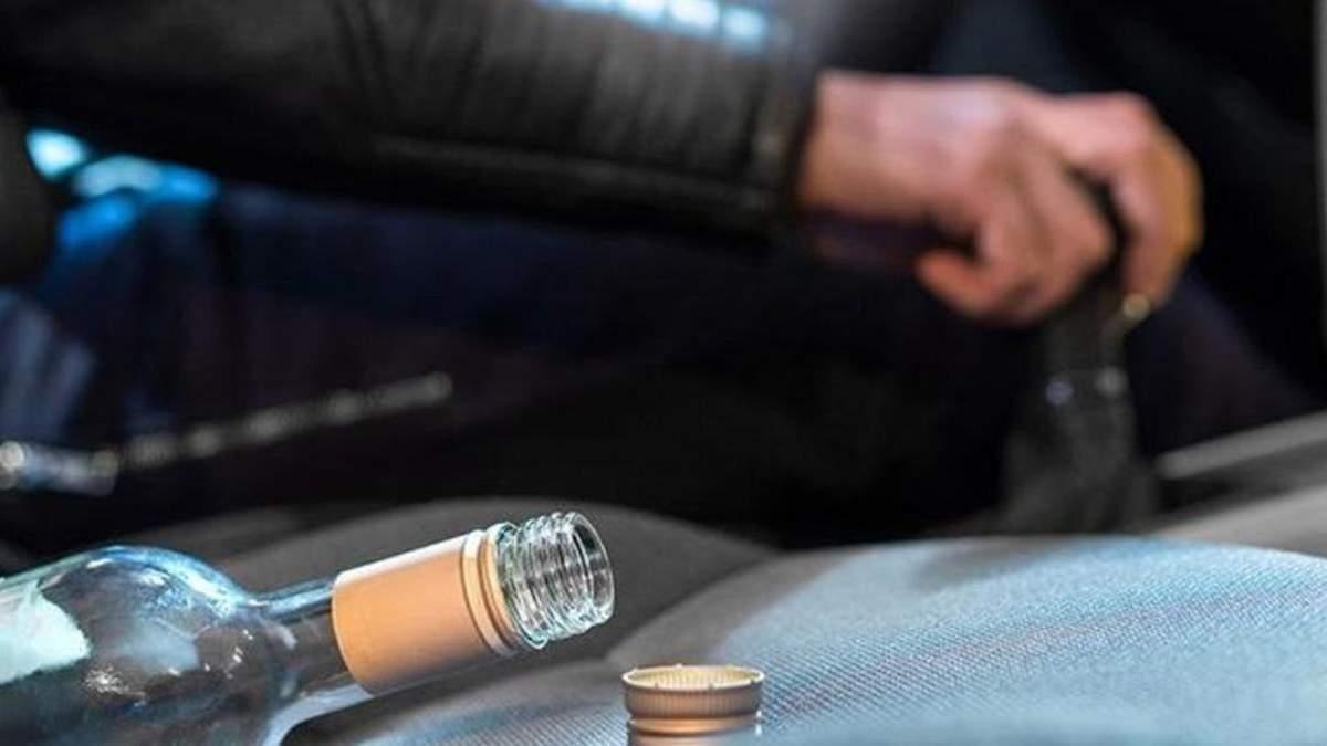П'яний водій зі Львова має сплатити рекордний штраф 71 тисячу гривень