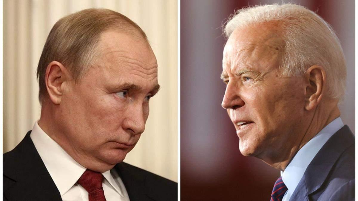 Після заяви Байдена про Путіна-вбивцю Росія відкликає посла зі США