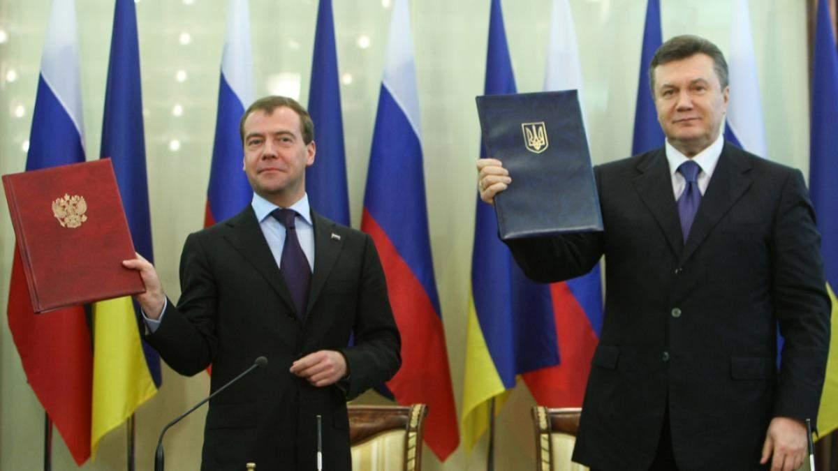 ЗМІ: До Харківських угод могли бути причетні ексміністри, голови СБУ