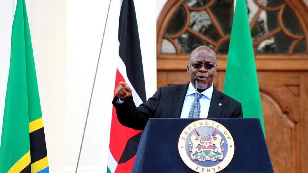 Помер президент Танзанії Джон Магуфулі: він заперечував коронавірус