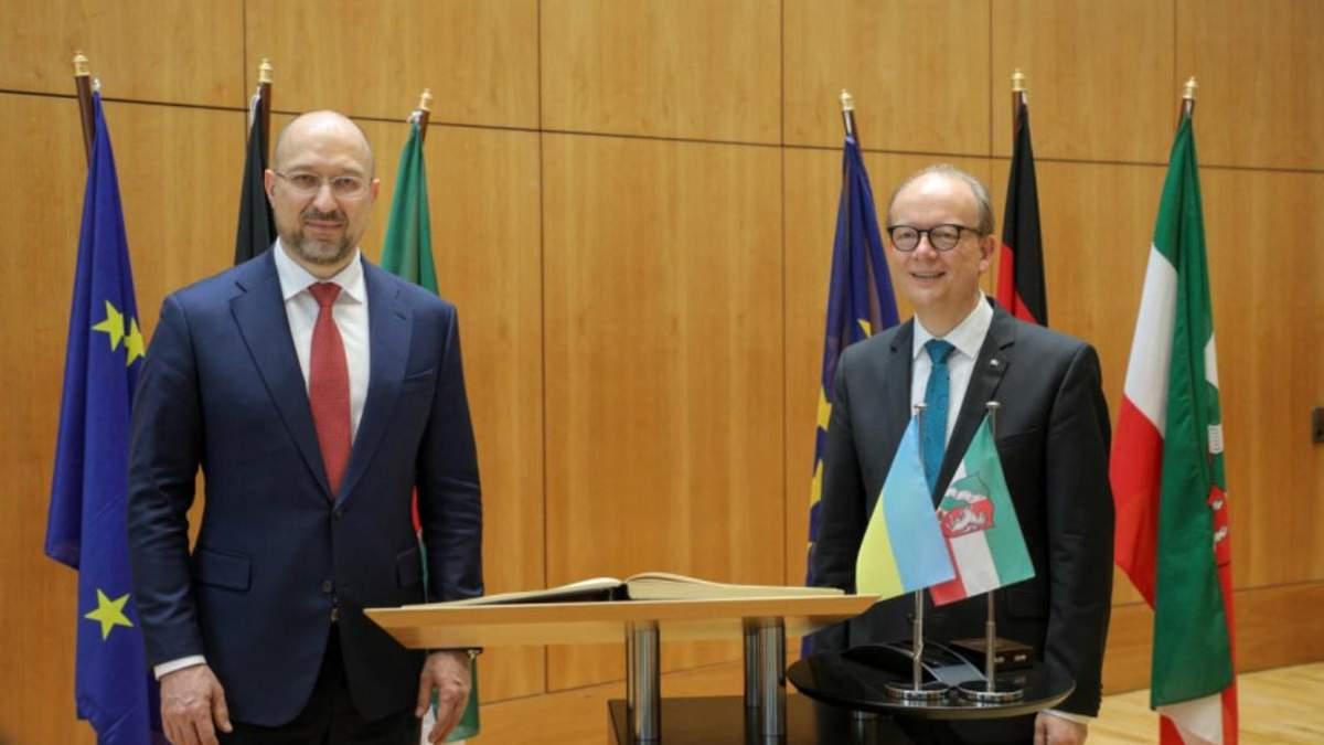 Украина примет опыт Германии в реформировании угольных регионов