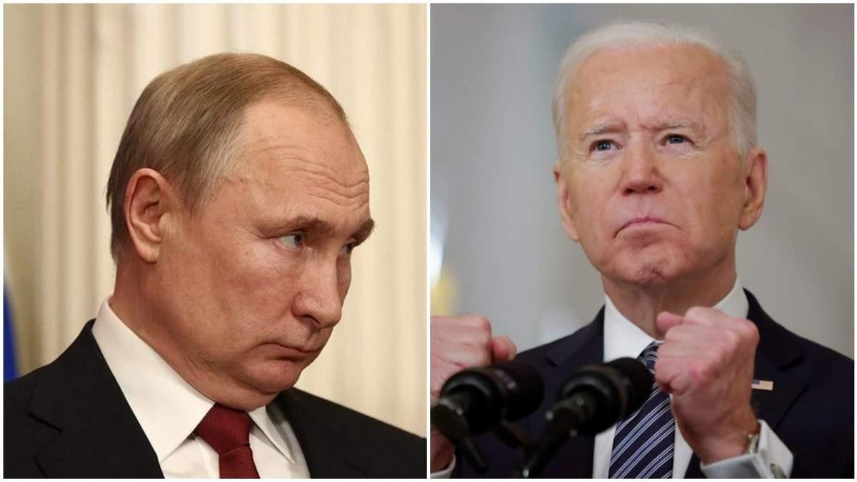 У Білому домі відповіли на пропозицію Путіна про дебати