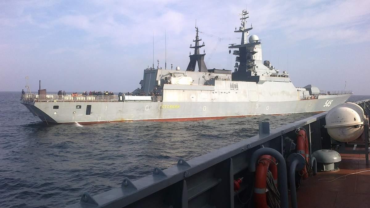 Росія продовжує розгортати військову базу в Червоному морі