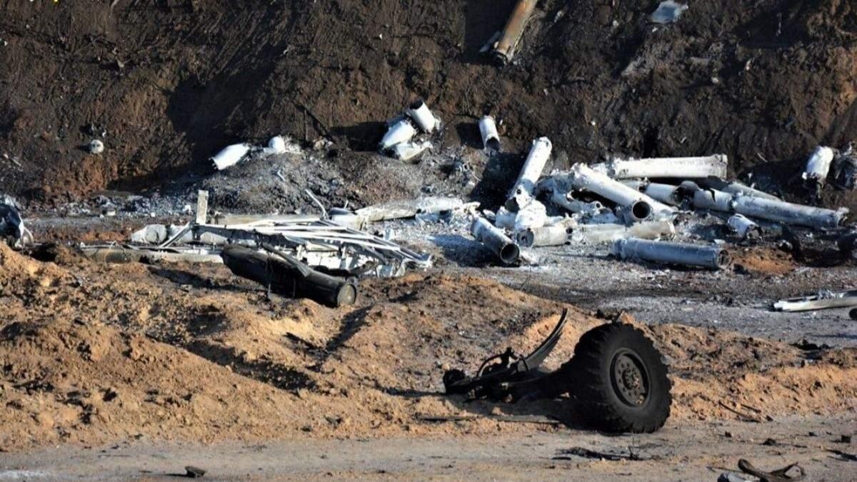 Вибухи в Балаклії: оголосили підозру ексмайору ЗСУ