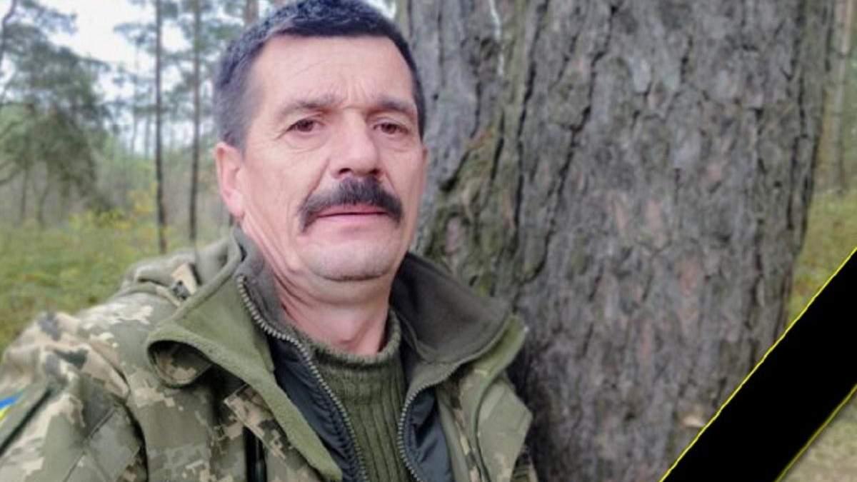 На Донбасі 18 березня загинув воїн з Хмельниччини: відоме ім'я