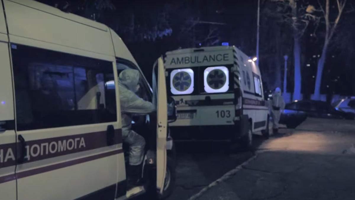 Какова ситуация в опорной больницы Киева № 4, где лечат COVID-19