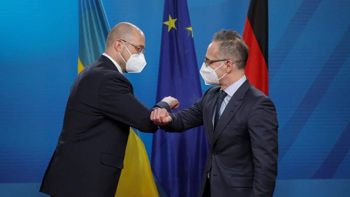Членство в ЕС выгодно не только Украине, - Шмыгаль