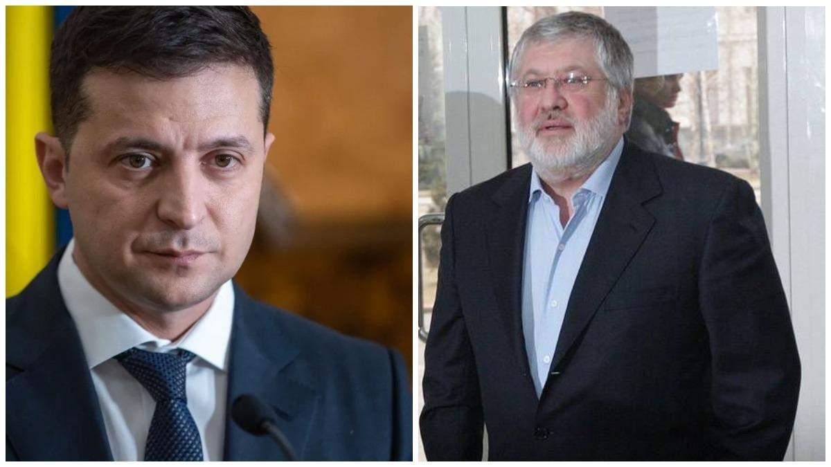 Наслідки підозри Дубілету: Зеленський рве зв'язки з Коломойським