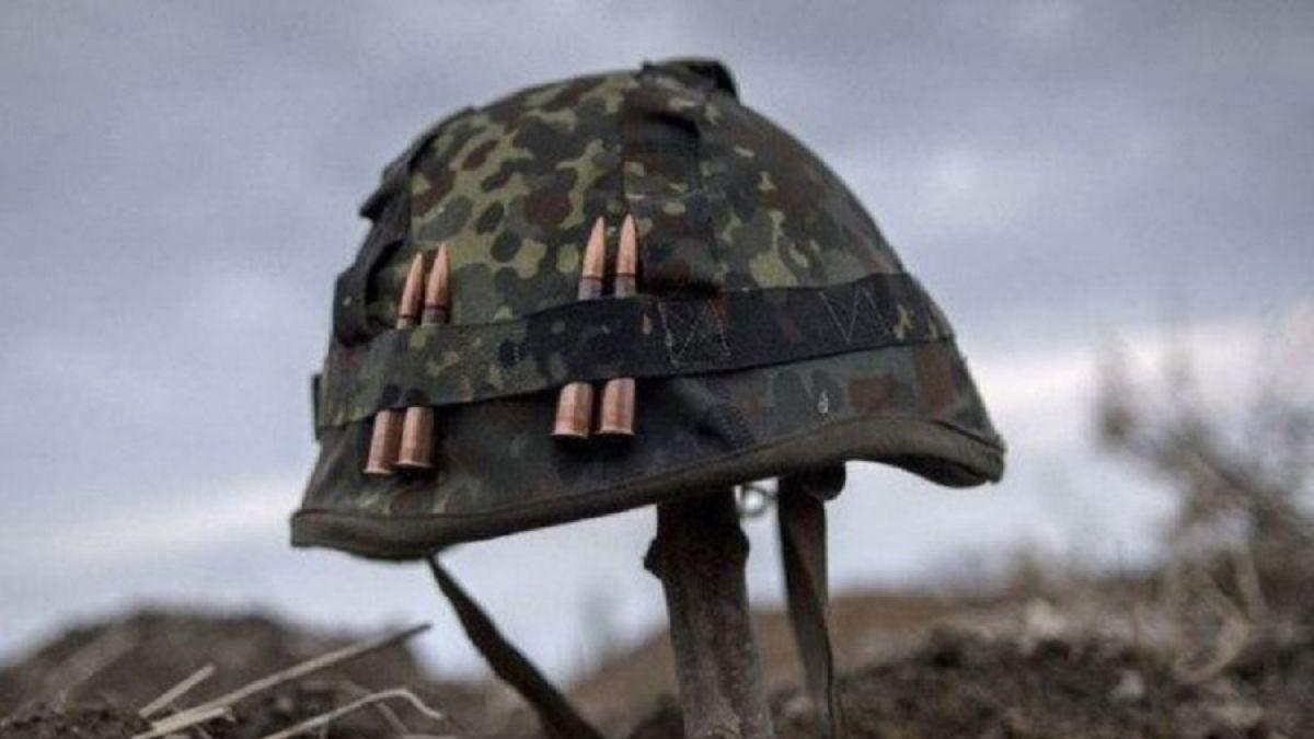 Боевики в Донбассе убили украинского военного