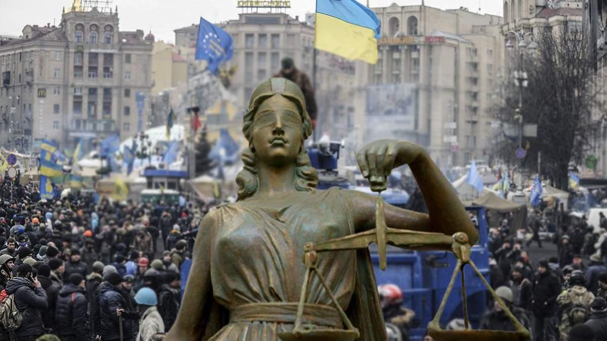 Могут назначить компенсацию: судей Майдана до сих пор не наказали