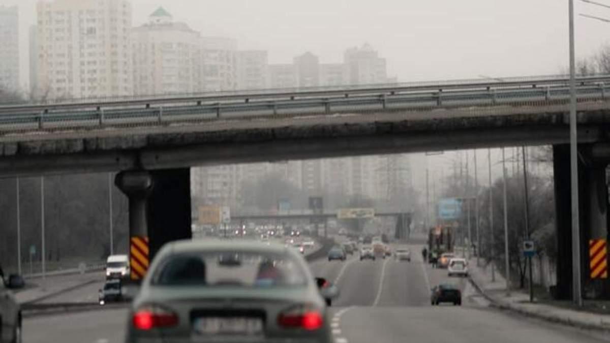 В Киеве 21 марта объявили штормовое предупреждение
