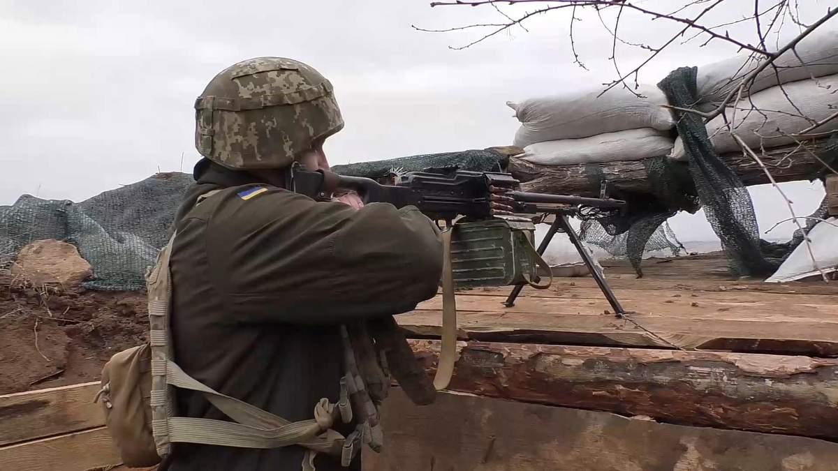 Обострение на фронте: оккупанты перешли к запрещенным калибрам