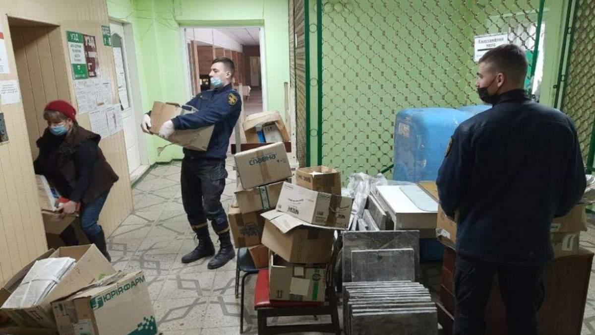 Во Львове готовят дополнительные кровати для больных COVID-19