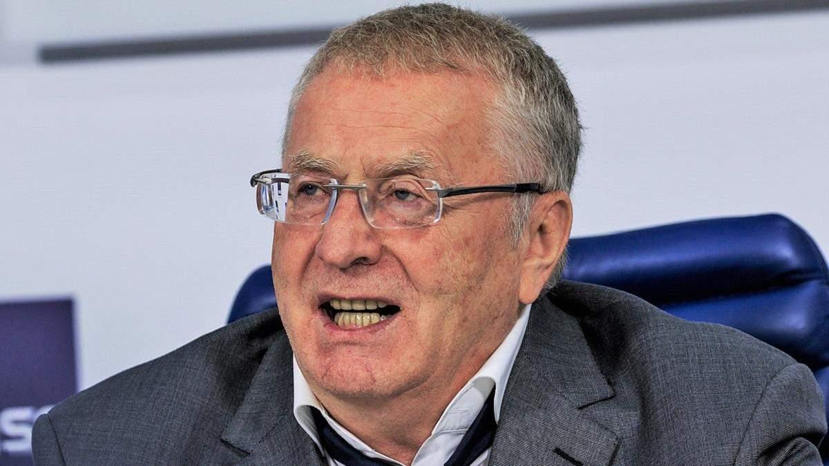 Жириновский призвал без предупреждения напасть на Украину
