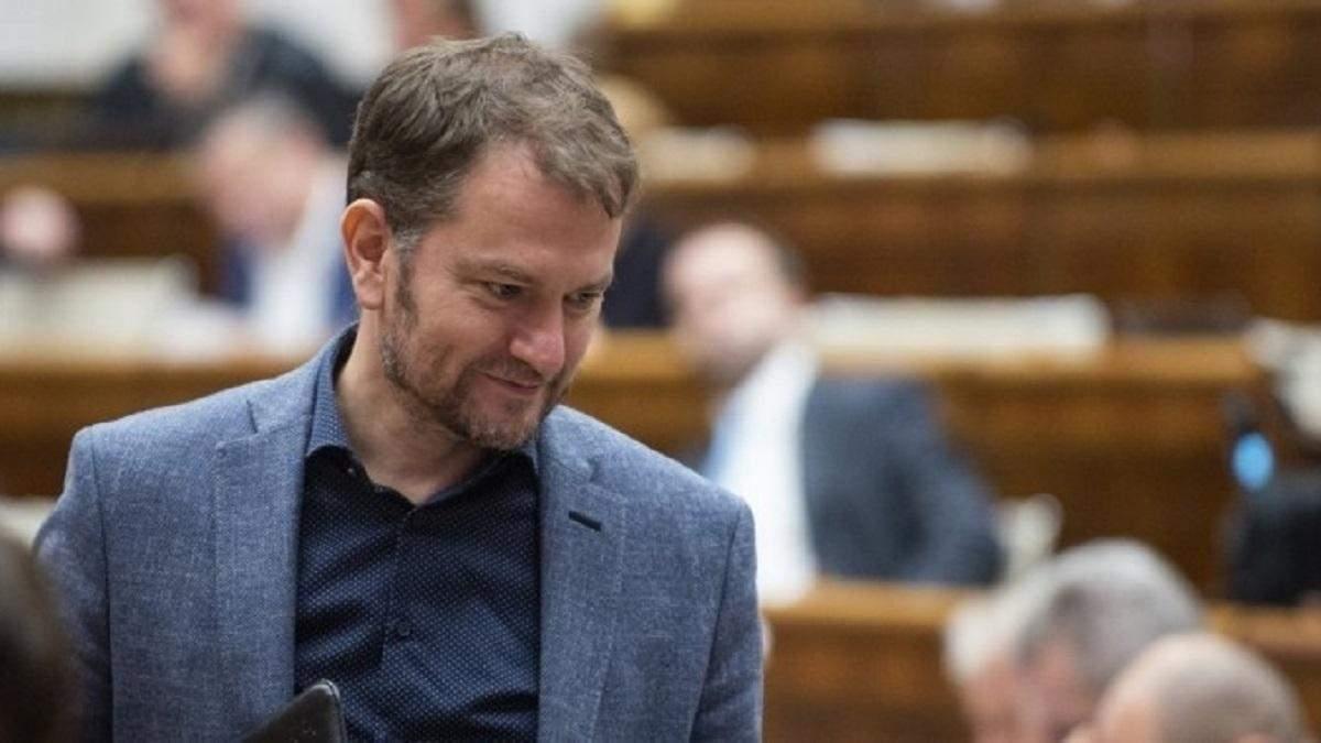 Прем'єр Словаччини Ігор Матович погодився піти у відставку