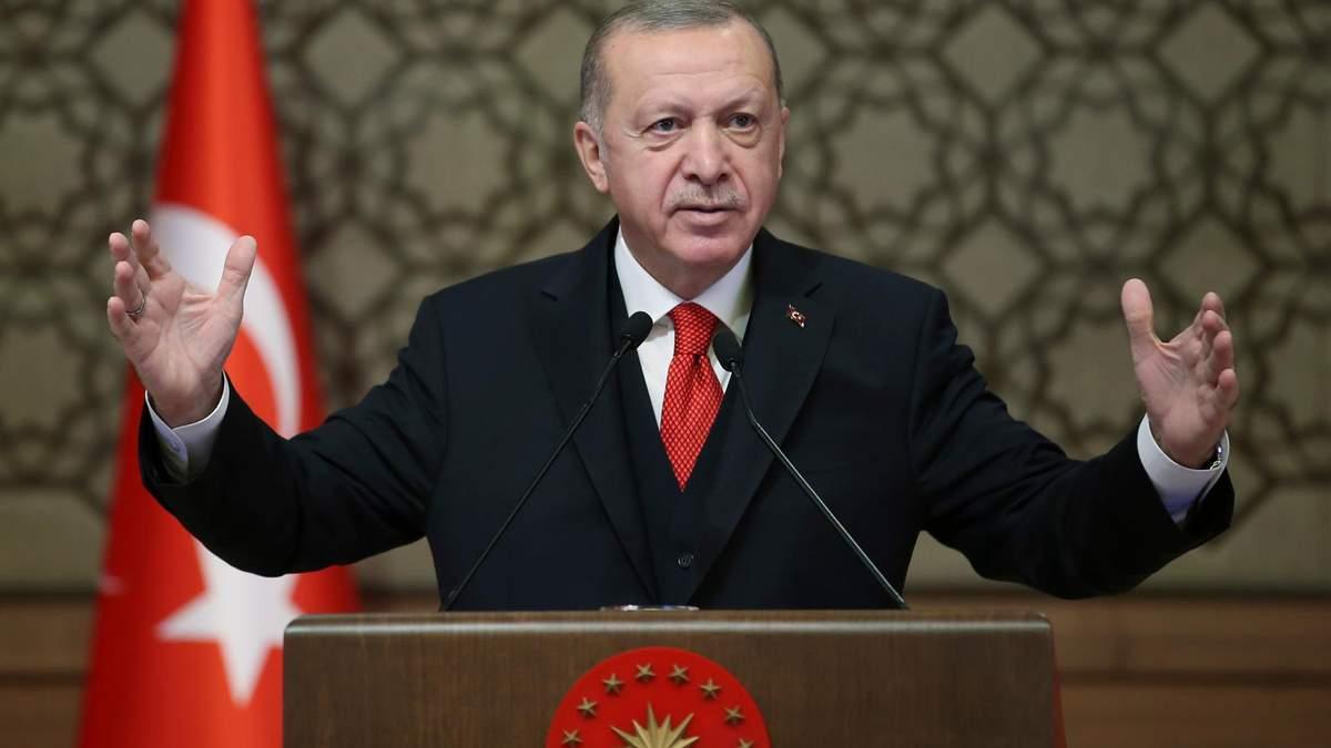 Ердоган – чому турецька ліра рекордно подешевшала - Канал 24