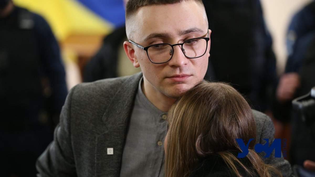 Сергей Стерненко 22 марта 2021 написал новый письме из СИЗО