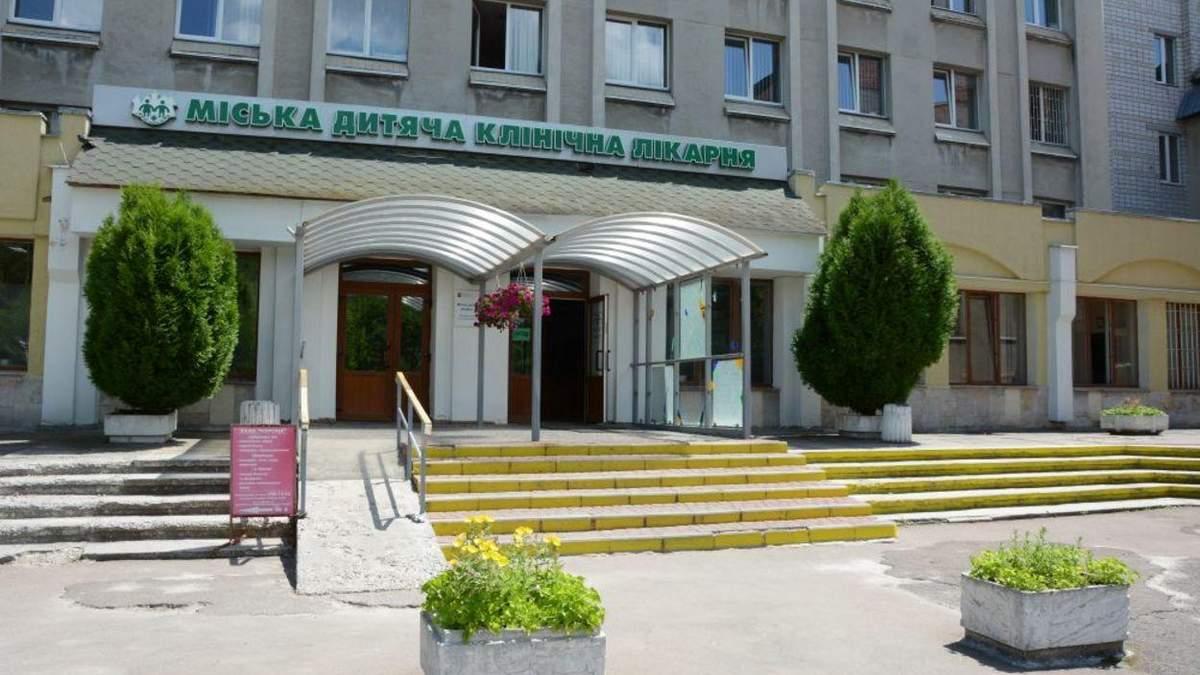 Львівська дитяча лікарня отримала ліцензію на трансплантацію