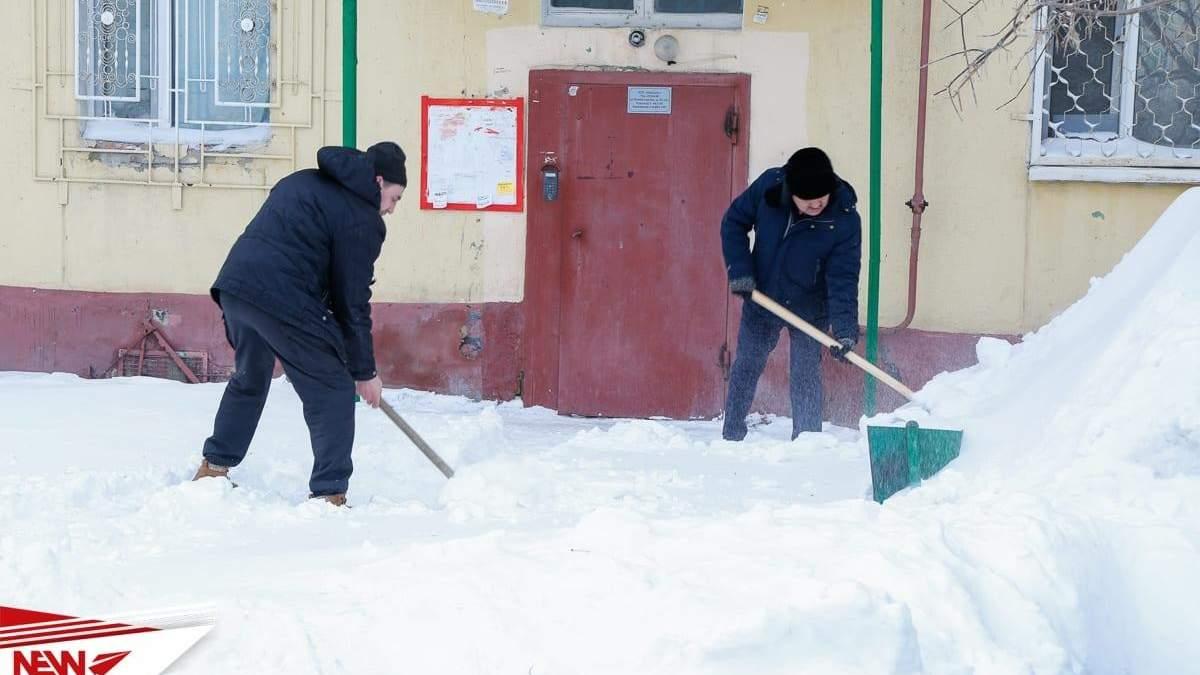 Казахстан 24 марта 2021 замело снегом: видео непогода