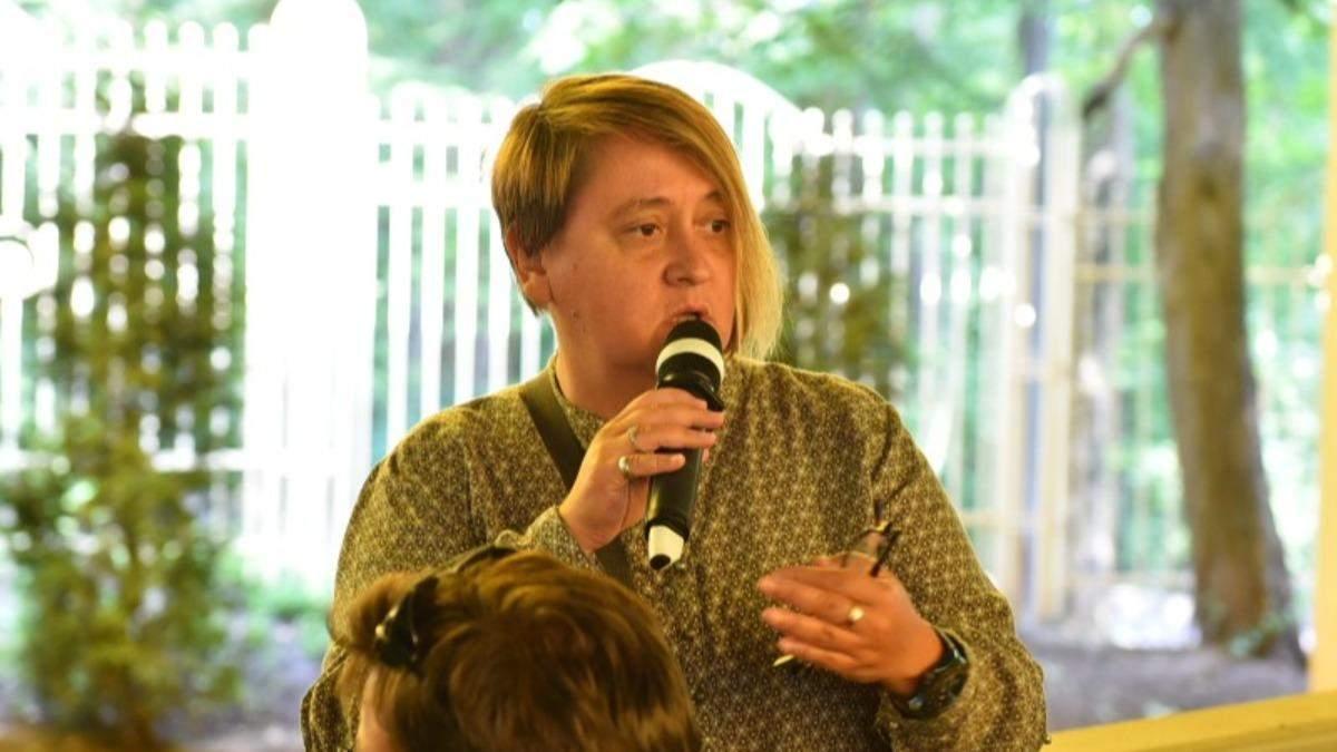 Від коронавірусу померла Ганна Липківська – відома журналістка