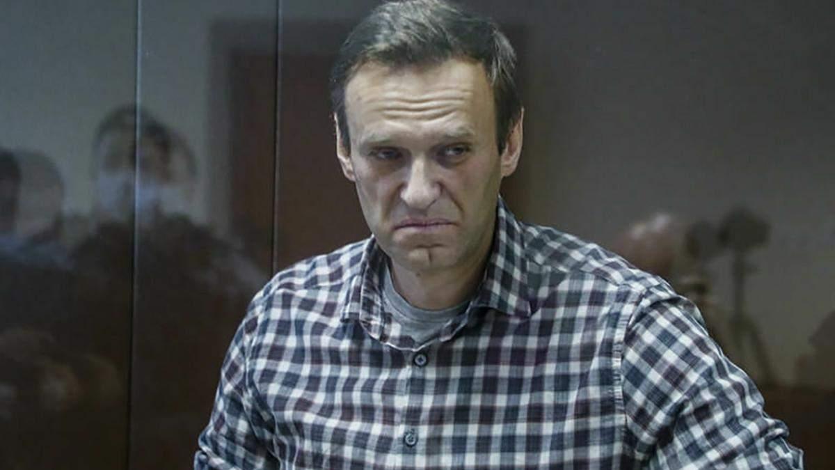 Стан здоров'я Навального у в'язниці погіршився, – Михайлова