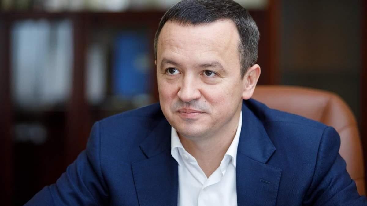 Міністр економіки Петрашко оприлюднив декларацію за 2020 рік
