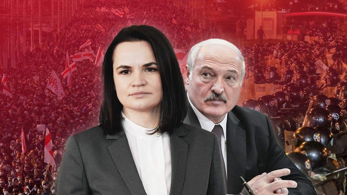 Які сценарії розвитку подій в Білорусі?