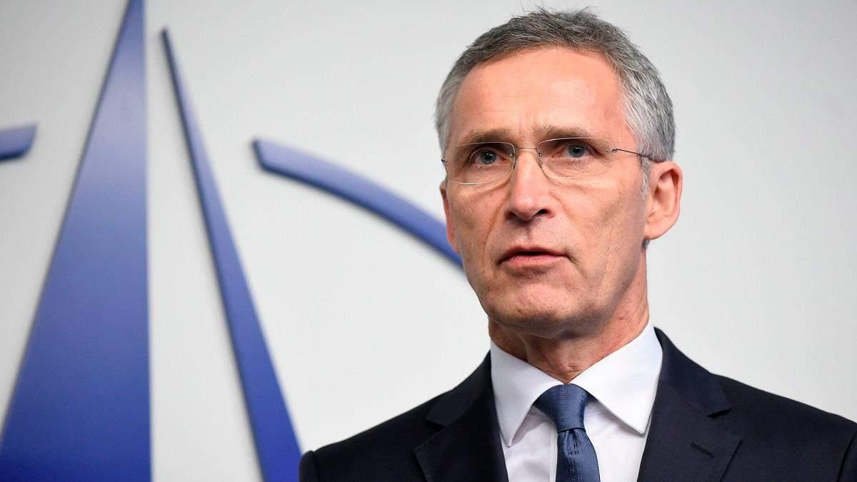 Какое главное условие вступления Украины в НАТО - Йенс Столтенберг