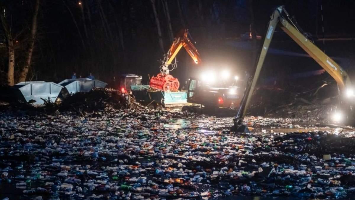 Венгрия вновь пожаловалась на загрязнение Тисы из Украины