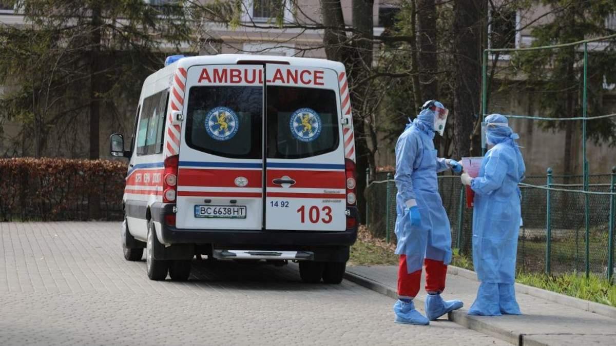 Коронавирус во Львове и области: количество больных продолжает расти